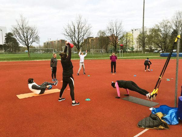 Boot Camp Zug Personalworkout